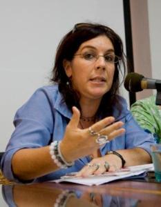 Danae C. Diéguez, coordinadora del Proyecto Género y Cultura de OAR